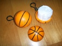 Promotional Basketball Raincoats,Disposable Raincoats in Basketball